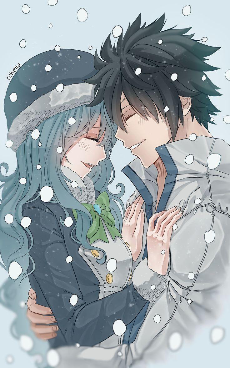 Fairy Tail - Gray and Juvia