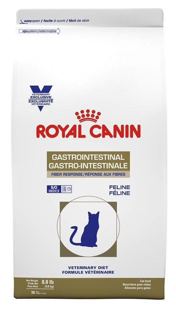 Royal Canin Veterinary Diet Gastrointestinal Fiber Response Dry Cat Food 8 8 Lb Tried It Love It Click The Image Cat Food Dry Cat Food Cat Food Brands