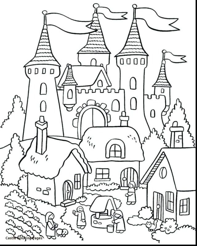 30 Awesome Picture Of Castle Coloring Pages Albanysinsanity Com Elsa Coloring Pages Castle Coloring Page Princess Coloring Pages