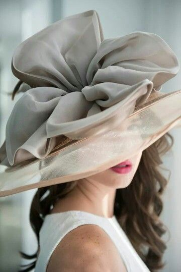 I can see myself in this at the Kentucky Derby!