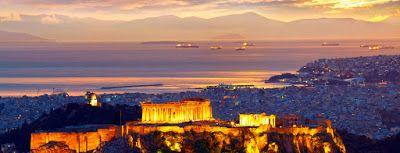 blogdetravel: Circuit în Grecia, de la Salonic la Atena