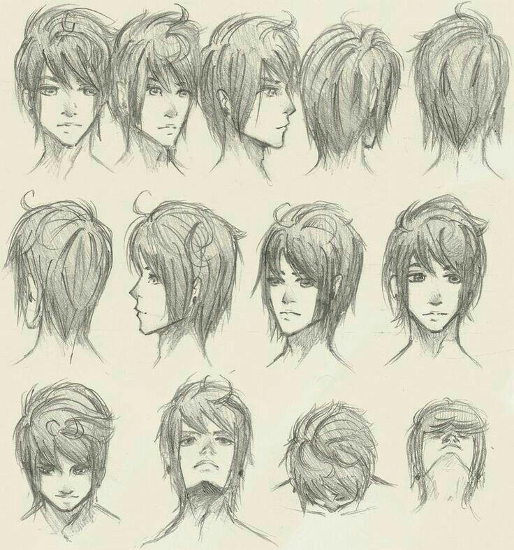 Pin By Hocine Dz On Draw Head Head Angles Drawings Sketch Head