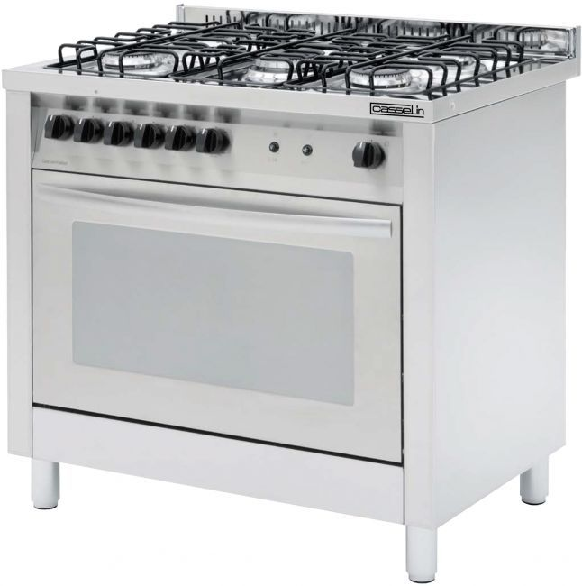 Best Home Cuisine Electro Images On Pinterest Adobe Homes - Cuisiniere 4 feux gaz four electrique pour idees de deco de cuisine