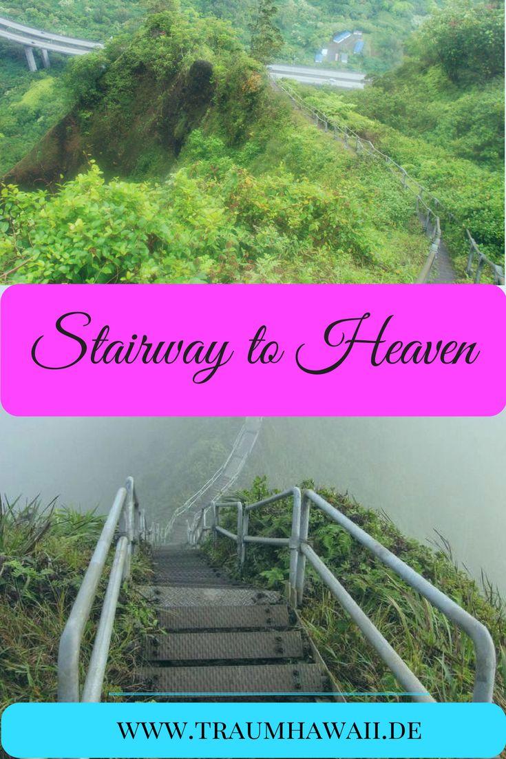 Der Stairway to Heaven, oder auch Haiku Stair, ist illegal und zieht trotzdem immer weiter Besucher an. Was macht ihn so interessant? Soll er wirklich abgerissen werden? Lies hier mehr! http://traumhawaii.de/stairway-to-heaven/
