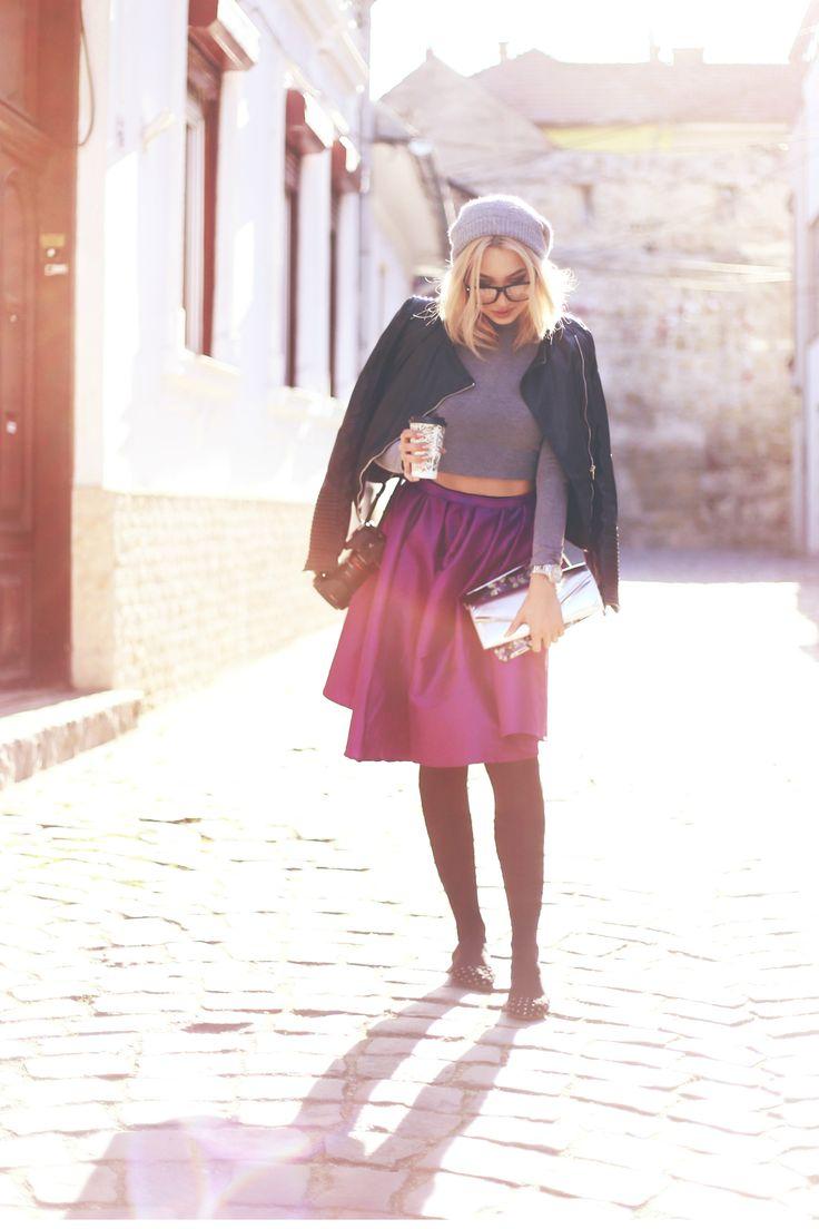 Blogger Diana Rogo street style l Cluj-Napoca