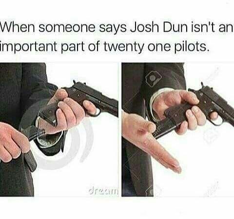 Guns for hands bitch