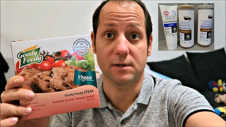 Vegan nákup #3 | Vegan haul #3 | Zdraví s chutí | Vegabund