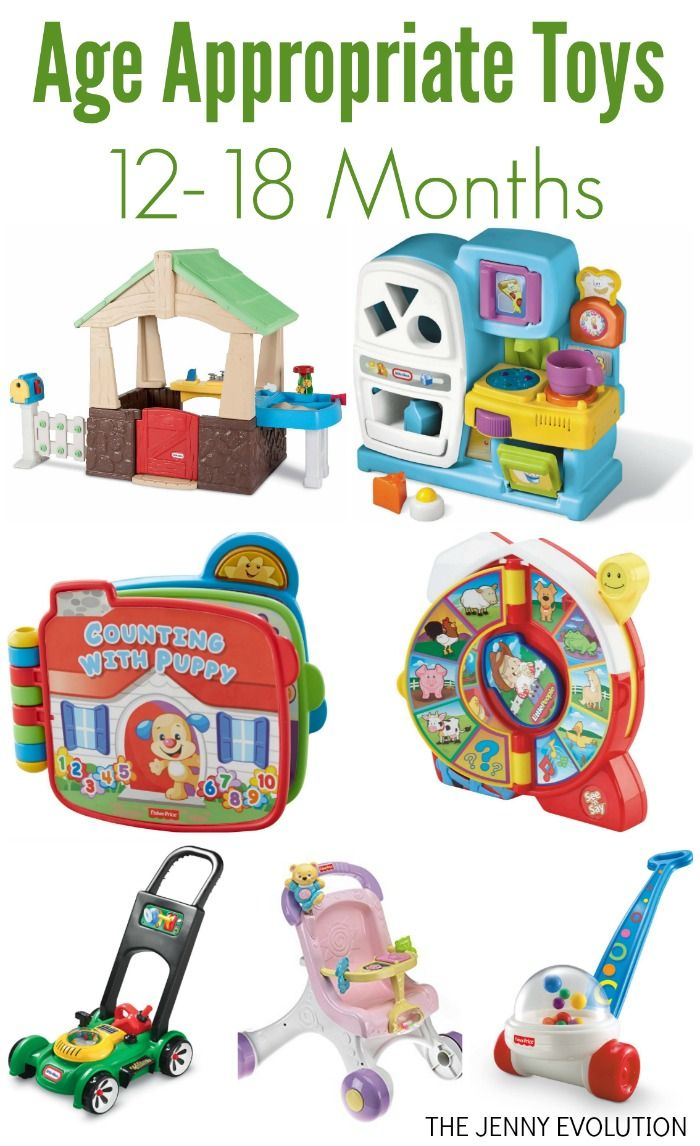 Developmentally Appropriate Toys For Infants 12 18 Months