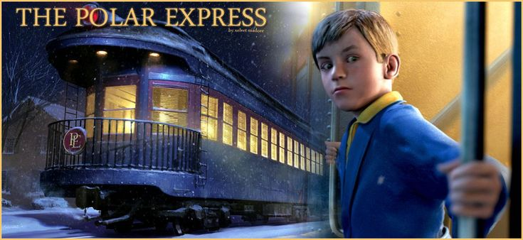 """The Polar Express returns to IMAX Nov. 29 - Jan. 1!  Show times Nov. 29-Dec. 22:  4 & 7:30 p.m. Fridays & Saturdays and 4 p.m. Sundays.  Show times Dec. 26-Jan. 1:  4 & 7:30 p.m. daily.  Renew (or begin) a family tradition by securing your tickets for a magical ride to the North Pole as """"The Polar Express"""" steams back onto our giant IMAX screen for the holidays. Limited time only!"""