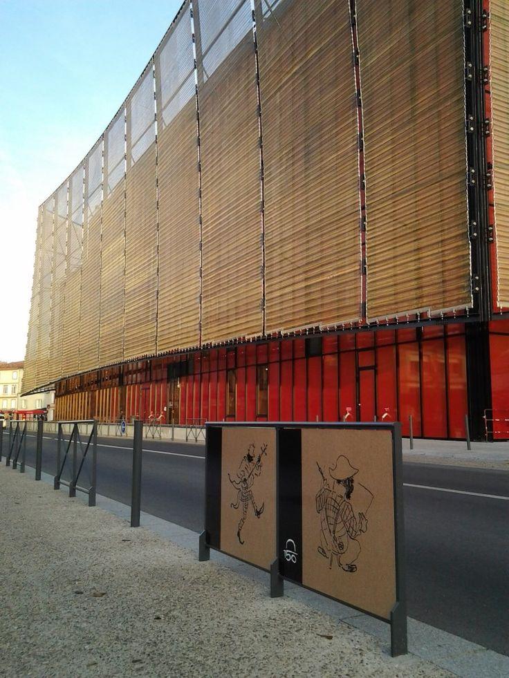 Avenue de Gaulle - Albi