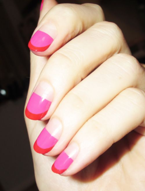 Madeline Poole Louboutins manicure | Sally Hansen Canada