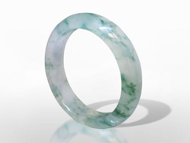 Dec 2016 #AuctionResults: #Icy #Jadeite #Bangle Sold for $43,000. www.federalauction.ca/subscribe #Vancouver #Calgary #Edmonton #Toronto