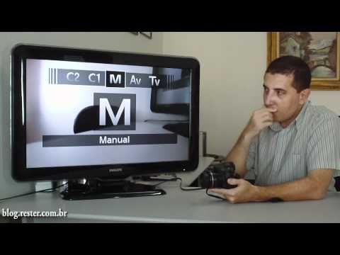 #ResterTECH S02E32 - Modos P, M, Tv e Av da Canon SX30 - YouTube