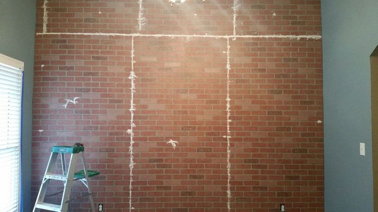 Best 25+ Faux brick wall panels ideas on Pinterest | Faux ...