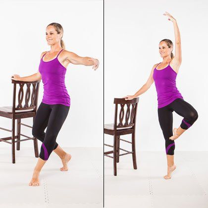 7 ballet-inspired moves to lift, lengthen, and tone. Tutu optional.