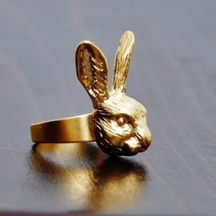 Rabbit finger