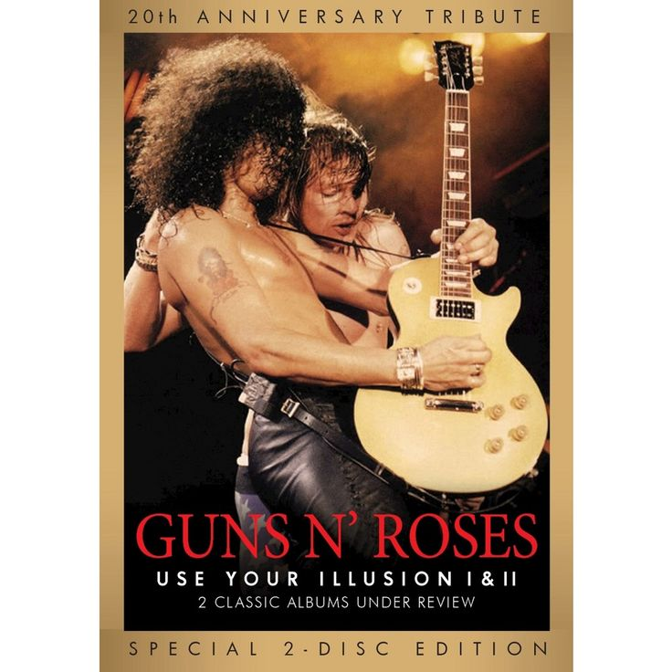 Guns N' Roses: Use Your Illusion I & II - Classic Albums Under Review (2 Discs) (dvd_video)