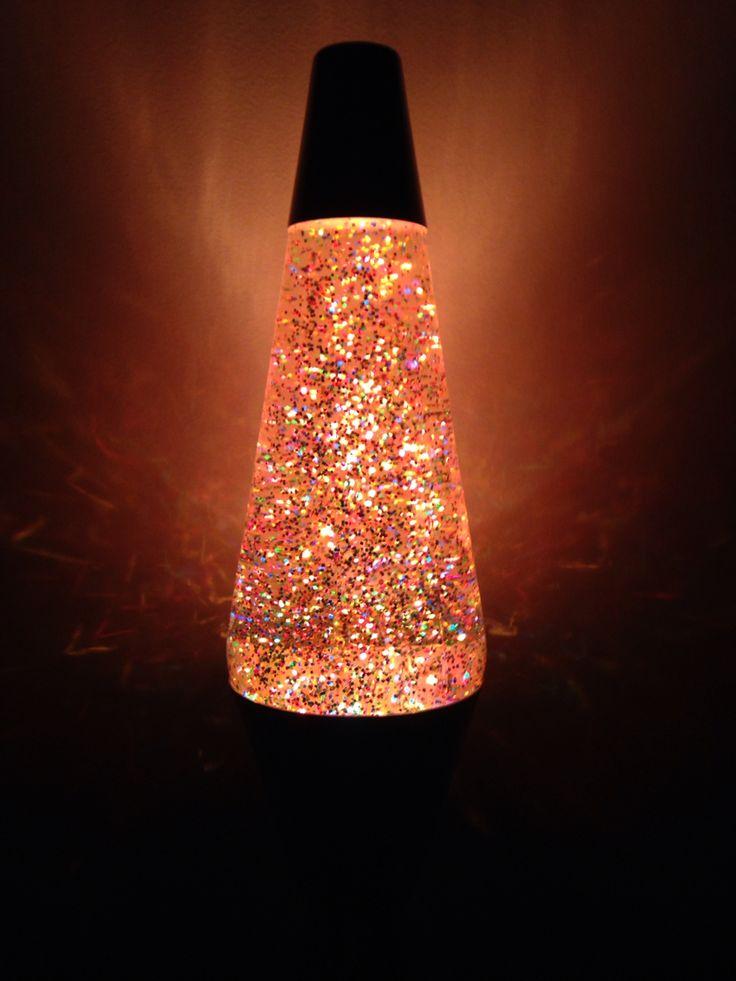 14 5 Quot 50th Anniversary Glitter Lava Lamp Lava Lamps