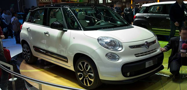 Welcome Fiat 500 L