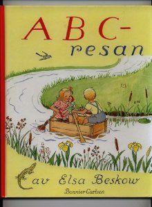 Elsa Beskow - ABC-resan