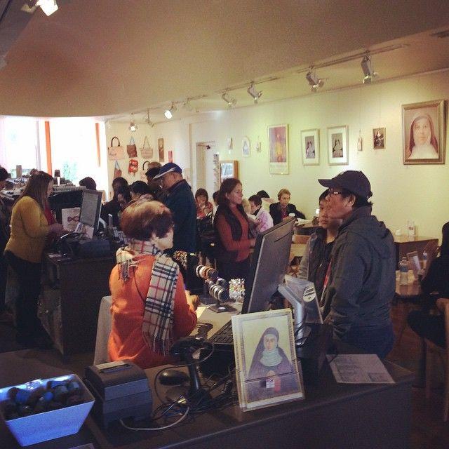 Open Day 2015 - Gift Shop #marymackillopplaceopenday #marymackillopplaceshop #cafenorthsydney