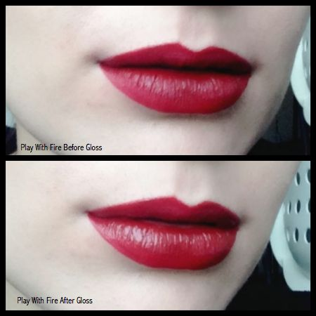 Rimmel London Provocalips Play with Fire