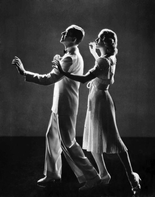 voxsart:  1940.Fred Astaire and Eleanor Powell.