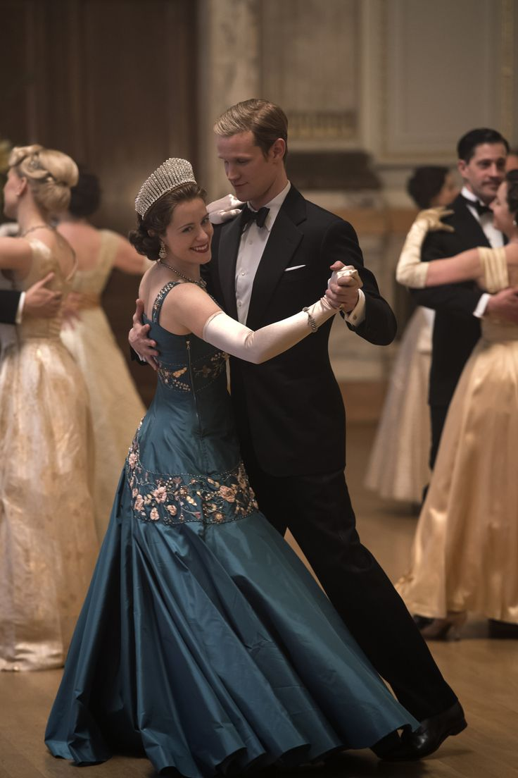 the queen and the prince - the crown season 2
