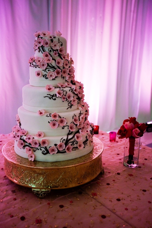 unusual wedding cake design 1000 ideas about cherry blossom cake on 21480