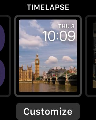 Fast and easy way to change your Apple Watch face any time you'd like. Uh, so to speak. :-)