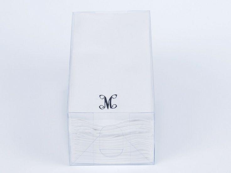 custom paper guest towels