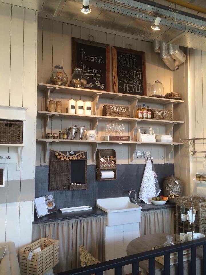 Keuken van Riviera Maison Amersfoort