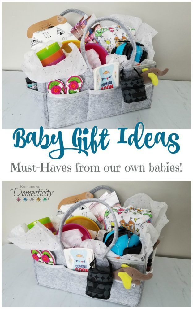 Baby Gift Ideas - Must-haves from our own babies - Baby Product Must-Haves  Our list of must have baby items for expecting parents and baby shower gifts  #baby #babygifts #babyshower #gifts #giftideas #newborn #babyregistry