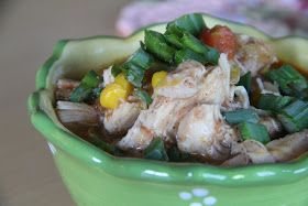Mix and Match Mama: Dinner Tonight: Chicken Tortilla Soup (Chick-fil-A style!)
