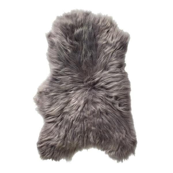 Kattla Lambskin Longhair Designer: Bolia Design Team Manufactured by: Bolia Dimensions (in): 19.7 w | 35.4 l Organic tanned lambskin from Iceland. Soft Kattla l