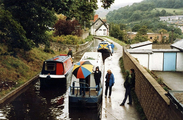 barge holiday on Llangollen Canal by togetherthroughlife, via Flickr