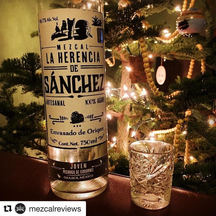 Mezcal Monday! Love Rey Campero? Then try this new release from La Herencia de Sanchez. Its made by Mezcalero Romulo Sanchez Parada who also makes Rey Campero mezcal. This one however is unique. The Pechuga de Codorniz is a double distilled Pechuga that has pineapple bananas and quail added before the second distillation. The result is a smooth tropical blend thatll help you beat the winter cold outside. ... #mezcalmonday @reycampero @laherenciasanchez @heavy_metl #bartender #coldoutside…