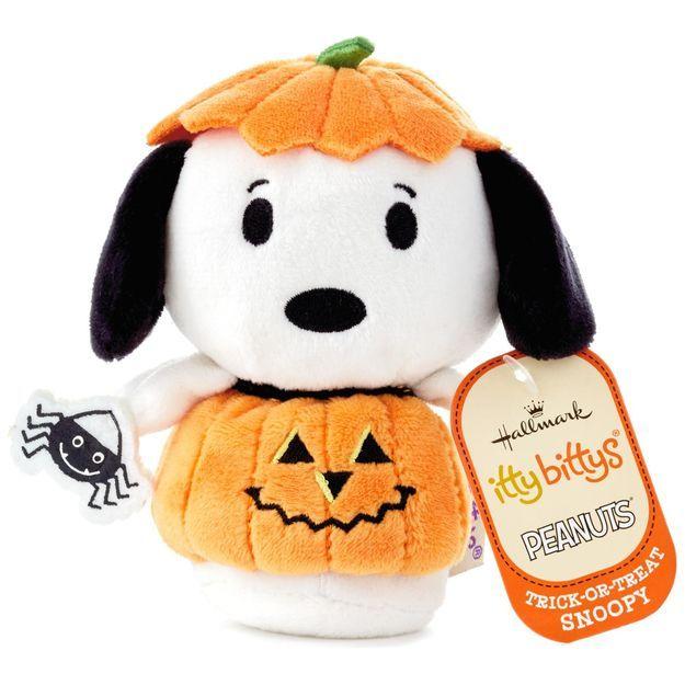 itty bittys® Peanuts® Trick-or-Treat Snoopy Stuffed Animal