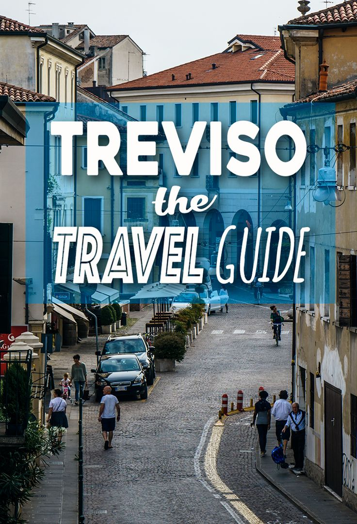 Visiting Treviso? What to do, where to stay, getting to Treviso, everything you need to know in THE Treviso, Italy Travel Guide.