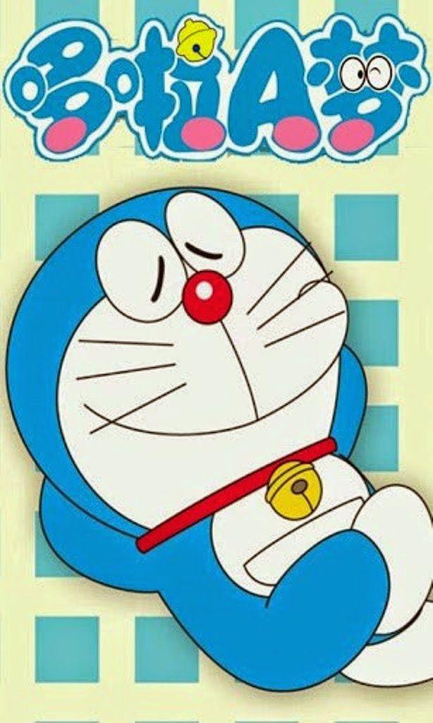 Wallpaper Hp Doraemon Lucu 3d