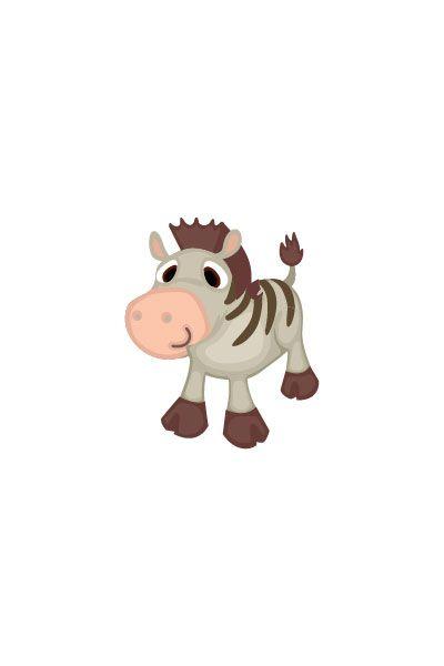 Zebra Vector Image #wild #animals #vector #handdrawvector #zebra http://www.vectorvice.com/wild-animals-vector-pack