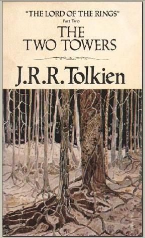 The Two TowersThe Lord, Worth Reading, Jrrtolkien, Book Worth, Literary Stamps, Fangorn Forests, Book Covers, Middle Earth, Jrr Tolkien