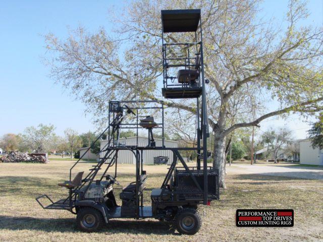 ATV Hunting Rig Ultra Light Pinterest