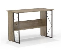 This Small Home Office Computer Desk From The Mayline SOHO Collection  Boasts A Blend Of Laminate