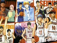 Download Anime Kuroko's Basketball Manga Seri season 1 Episode 1-25 Gratis Mudah Subtitle Indonesia