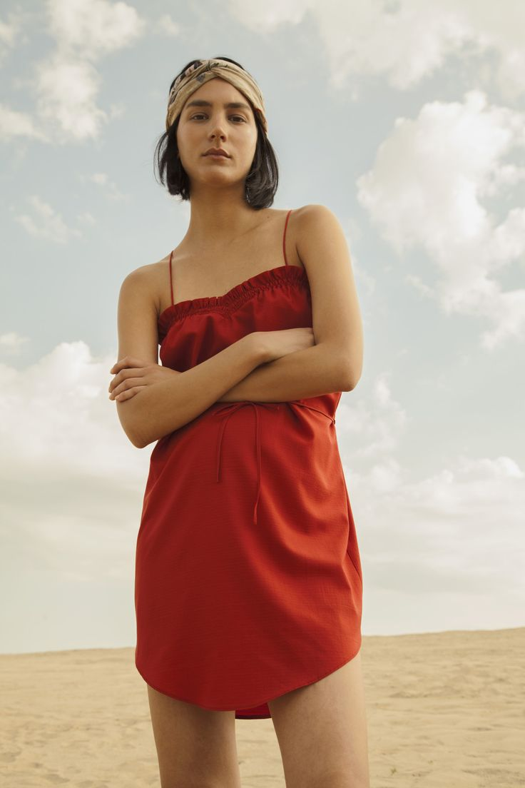 Nanushka Travelouge Spring/Summer '17 Jordan Dress