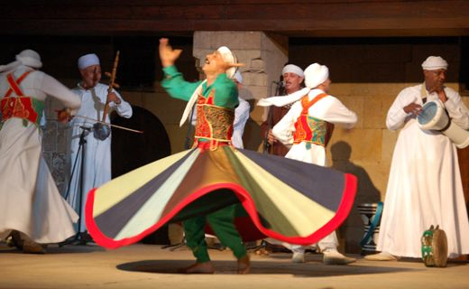 Belly dancers add new spin to whirling dervish shows | The FRANCE ...