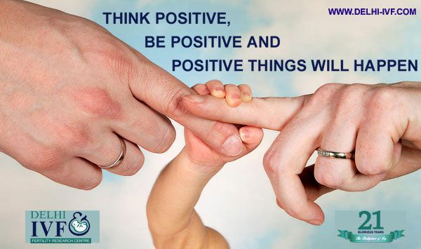 THINK POSITIVE, BE POSITIVE AND POSITIVE THINGS WILL HAPPEN #DIFC #Parents #Baby #Love