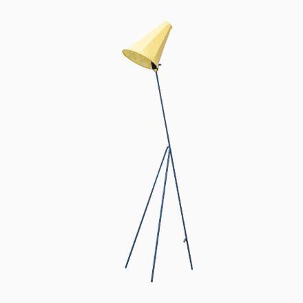 Schwedische Giraffe Stehlampe von Hans Bergström für Ateljé Lyktan, 19... Jetzt bestellen unter: https://moebel.ladendirekt.de/lampen/stehlampen/standleuchten/?uid=090f03a5-54b5-564f-89b9-52e7e264a055&utm_source=pinterest&utm_medium=pin&utm_campaign=boards #stehlampen #leuchten #lampen