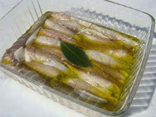 Le Ricette di Giovanni Ditta: Sgombri all'olio di oliva